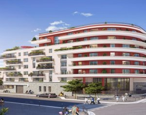 Achat / Vente programme immobilier neuf Clichy proche commerces et transports (92110) - Réf. 2289