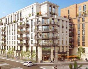 Achat / Vente programme immobilier neuf Clichy quartier de la ZAC Espace Clichy (92110) - Réf. 2359