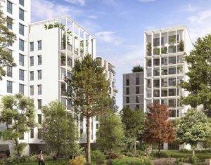 Achat / Vente programme immobilier neuf Clichy quartier du Bac d'Asnières (92110) - Réf. 3354