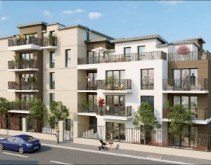 Achat / Vente programme immobilier neuf Clichy-sous-Bois proche tramway T4 (93390) - Réf. 4266