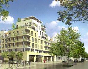 Achat / Vente programme immobilier neuf Colombes centre-ville (92700) - Réf. 2942