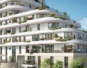 Achat / Vente programme immobilier neuf Colombes écoquartier de la Marine (92700) - Réf. 2405