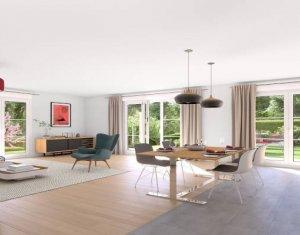 Achat / Vente programme immobilier neuf Conflans-Sainte-Honorine proche gare et commodités (78700) - Réf. 3680