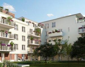 Achat / Vente programme immobilier neuf Corbeil-Essonnes à deux pas RER D (91100) - Réf. 6137