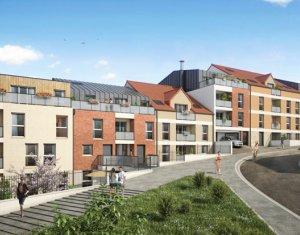Achat / Vente programme immobilier neuf Corbeil-Essonnes centre-ville (91100) - Réf. 1382