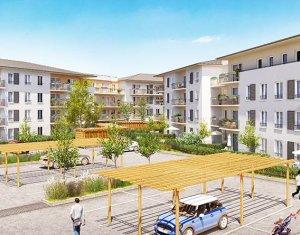 Achat / Vente programme immobilier neuf Corbeil-Essonnes quartier de La Papeterie (91100) - Réf. 1774