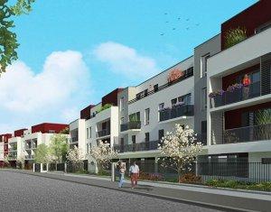 Achat / Vente programme immobilier neuf Corbeil-Essonnes quartier de la Papeterie (91100) - Réf. 1792