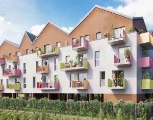 Achat / Vente programme immobilier neuf Corbeil-Essonnes quartier de l'ancienne Papeterie Darblay (91100) - Réf. 3978