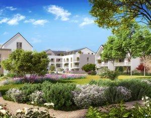 Achat / Vente programme immobilier neuf Cormeilles-en-Parisis proche Paris (95240) - Réf. 596