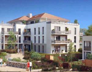 Achat / Vente programme immobilier neuf Cormeilles en Parisis quartier Bois Rochefort (95240) - Réf. 1701