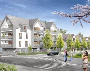 Achat / Vente programme immobilier neuf Cormeilles-en-Parisis quartier des Bois de Rochefort (95240) - Réf. 1536