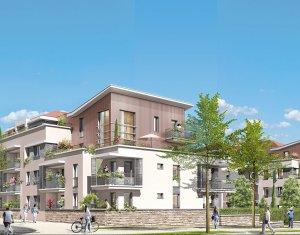 Achat / Vente programme immobilier neuf Cormeilles-en-Parisis quartier des Bois Rochefort (95240) - Réf. 1629