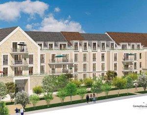 Achat / Vente programme immobilier neuf Corneilles-en-Pariris ZAC des Bois Rochefort (95240) - Réf. 2153