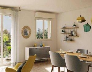 Achat / Vente programme immobilier neuf Coulommiers dans les hauteurs de ville (77120) - Réf. 4070