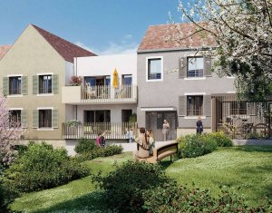 Achat / Vente programme immobilier neuf Coupvray proche Val d'Europe (77700) - Réf. 6299