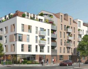 Achat / Vente programme immobilier neuf Créteil bords de Marne proche commerces et écoles (94000) - Réf. 2170