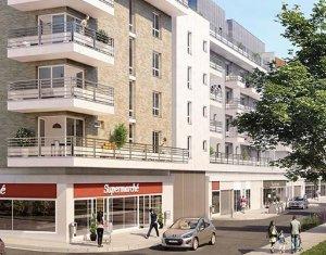 Achat / Vente programme immobilier neuf Créteil écoquartier Néo-C (94000) - Réf. 1262