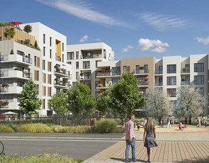 Achat / Vente programme immobilier neuf Créteil proche RER D (94000) - Réf. 509