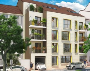 Achat / Vente programme immobilier neuf Créteil quartier historique (94000) - Réf. 676