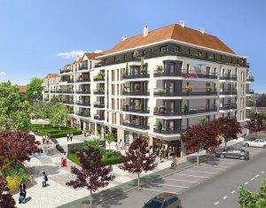 Achat / Vente programme immobilier neuf Créteil quartier Val de Brie (94000) - Réf. 1246