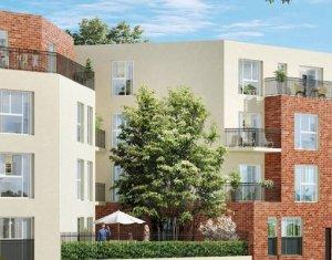Achat / Vente programme immobilier neuf Dammarie-les-Lys à 500 mètres du RER (77190) - Réf. 4823