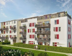 Achat / Vente programme immobilier neuf Dammarie-les-Lys centre-ville (77190) - Réf. 411