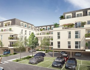 Achat / Vente programme immobilier neuf Dammarie-les-Lys proche écoles et commodités (77190) - Réf. 4102