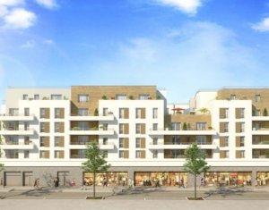 Achat / Vente programme immobilier neuf Deuil-la-Barre secteur de la Galathée TVA réduite (95170) - Réf. 820