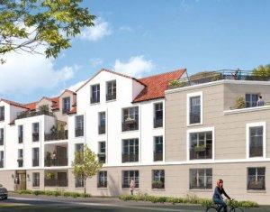 Achat / Vente programme immobilier neuf Dourdan à 850 mètres de la gare (91410) - Réf. 4754