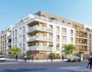 Achat / Vente programme immobilier neuf Drancy à 2 minutes du collège (93700) - Réf. 4030
