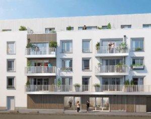 Achat / Vente programme immobilier neuf Drancy au coeur du quartier de la Muette (93700) - Réf. 3976