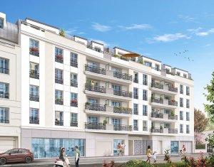 Achat / Vente programme immobilier neuf Drancy avenue Jean Jaurès (93700) - Réf. 2192