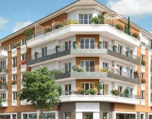 Achat / Vente programme immobilier neuf Drancy centre-ville (93700) - Réf. 3077