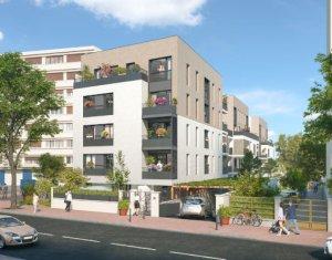 Achat / Vente programme immobilier neuf Drancy coeur de ville (93700) - Réf. 3771