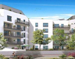 Achat / Vente programme immobilier neuf Drancy proche Parc de Ladoucette (93700) - Réf. 2703