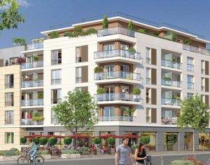 Achat / Vente programme immobilier neuf Drancy proche parc de Ladoucette (93700) - Réf. 2119