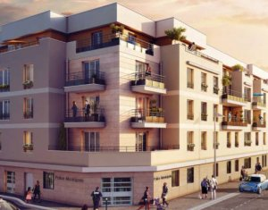 Achat / Vente programme immobilier neuf Drancy proche RER B (93700) - Réf. 3542