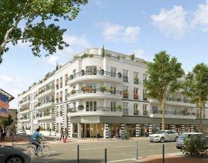 Achat / Vente programme immobilier neuf Drancy quartier de la Muette (93700) - Réf. 2491