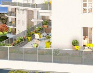 Achat / Vente programme immobilier neuf Drancy quartier la Muette (93700) - Réf. 2729