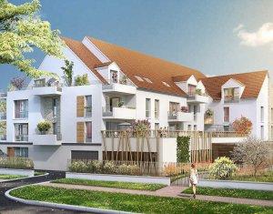 Achat / Vente programme immobilier neuf Egly proche centre-ville (91520) - Réf. 2564