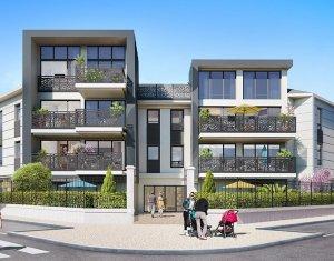 Achat / Vente programme immobilier neuf Elancourt quartier des Réaux (78990) - Réf. 2071