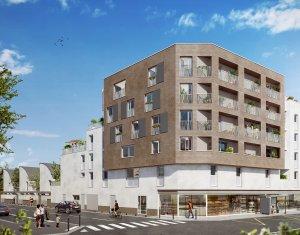 Achat / Vente programme immobilier neuf Epinay proche de Paris (93800) - Réf. 3449