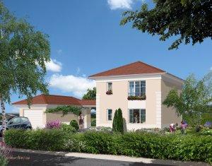 Achat / Vente programme immobilier neuf Epône proche centre-ville (78680) - Réf. 2798