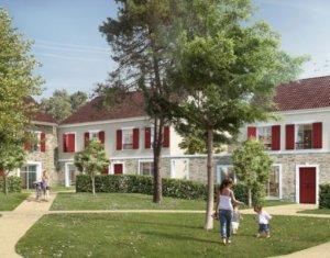 Achat / Vente programme immobilier neuf Epone quartier authentique et intimiste (78680) - Réf. 2708