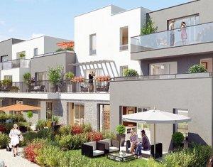 Achat / Vente programme immobilier neuf Eragny rue Roger Guichard (95610) - Réf. 783