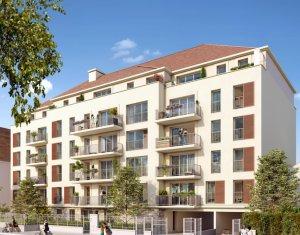 Achat / Vente programme immobilier neuf Ermont proche commerces et gares (95120) - Réf. 2779