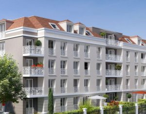 Achat / Vente programme immobilier neuf Esbly proche SNCF (77450) - Réf. 373
