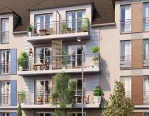 Achat / Vente programme immobilier neuf Etampes rare et bien placé en TVA réduite (91150) - Réf. 1340