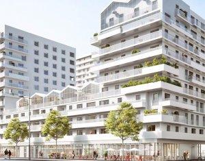 Achat / Vente programme immobilier neuf Evry, coeur de ville (91000) - Réf. 1365