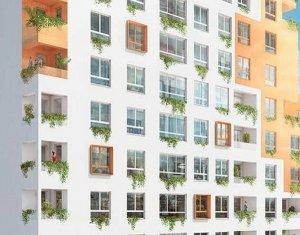 Achat / Vente programme immobilier neuf Evry cœur de ville et des facultés (91000) - Réf. 834